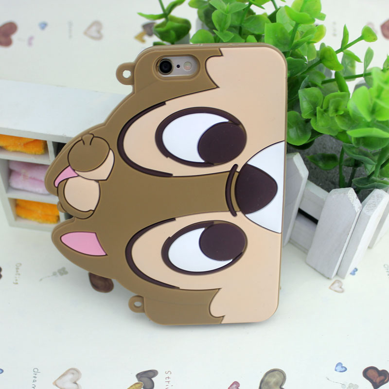 2017 cute mobile phone silicone case