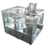 Bottle Pure Water Filling Packing Machine