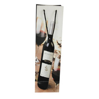 Cheap bottle gift paper bag for wine