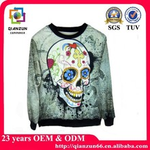 2014 New Women's Men's 3D Galaxy Animal Hoodie T Shirt Sweater Sweatshirt