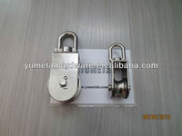 Square Stainless Pulley Sheave