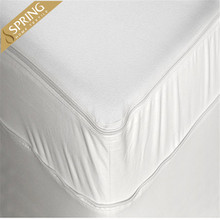 plastic mattress cover with zipper
