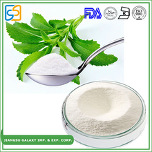 Most popular sugar flavored sweetener natural stevia