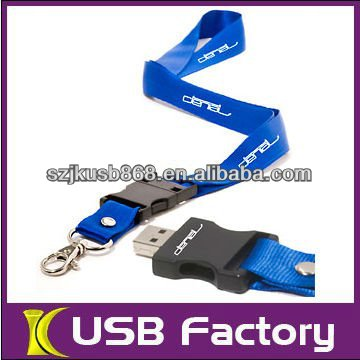 custom logo keychain usb flash memory stick