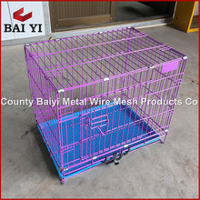 Welding Wire Mesh Heavy Duty Metal Tooling House Dog Crate/Cage