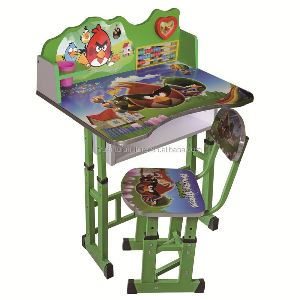 XD-308,Kindergarten study furniture set, childrens table and chairs