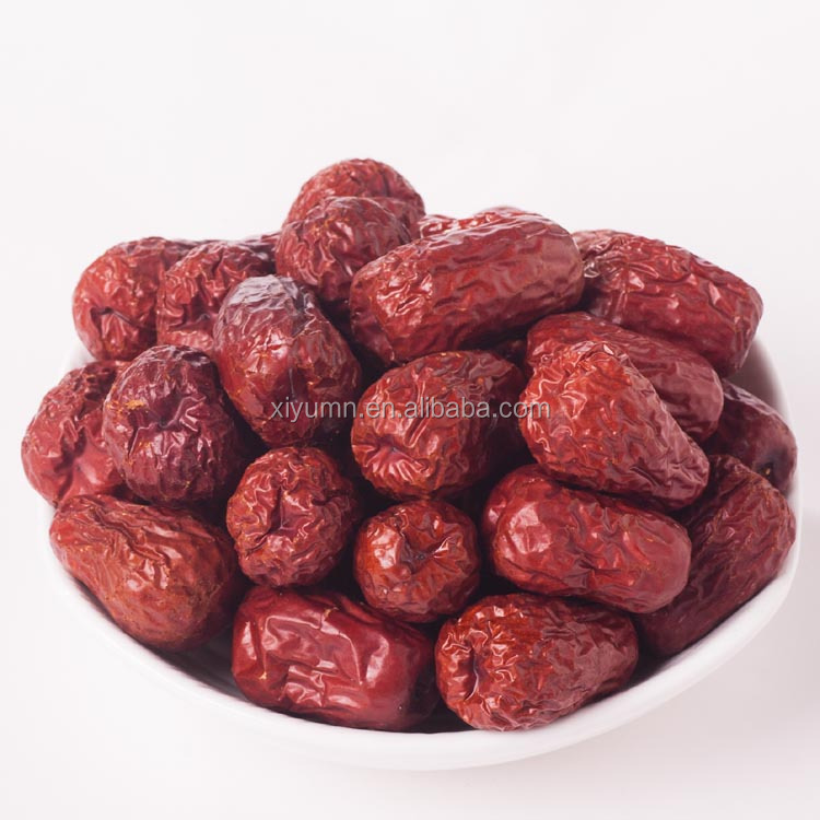 Hot selling ruoqiang red jujube/ dried red jujube fruits