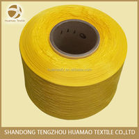 840D-3200D Dope dyed multifilament pp yarn