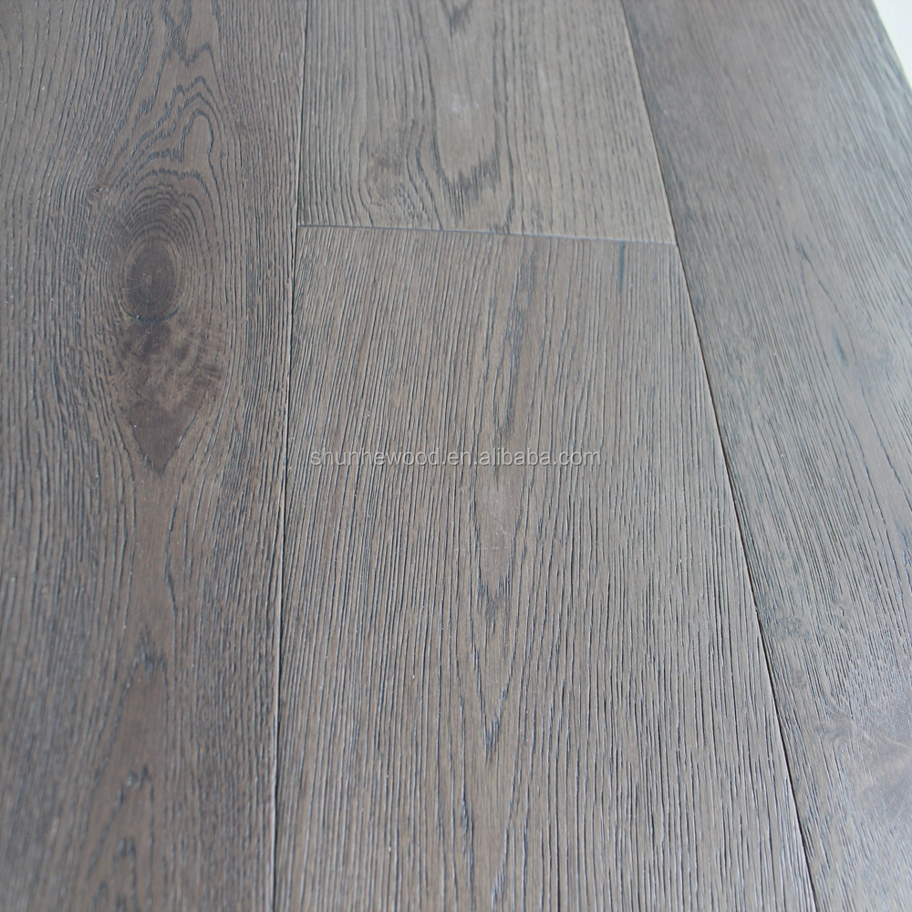 UV Lacquered Oak engineered wood flooring1212