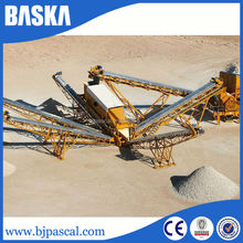 High Quality Large Conveying Capacity rubber conveyor belt machine