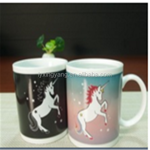new colour change mug heat sensitive mugs, bulk wholesale,corporate gifts