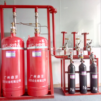 Best Quality Automatical School FM200 Fire Extinguisher System