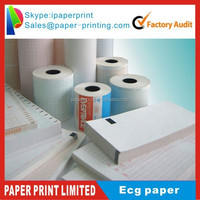medical ecg thermal paper rolls,ECG Paper other 110*140,50mm*30m,63mm*30m,80mm*20m