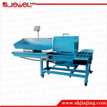 10kg Bale Horizontal Fixed Weight Hydraulic Rag Baler Machine
