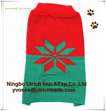 M21 new fashion holiday dog sweater for large dog