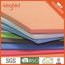 Eco-friendly solid color EVA Foam Eva Glitter Sheet