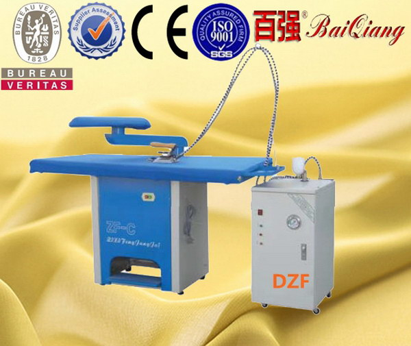 Hot sale big commercial ironing machine for clothes