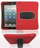 Shockproof diamond silicone case for iPad 3 iPad 4 stand protective cover
