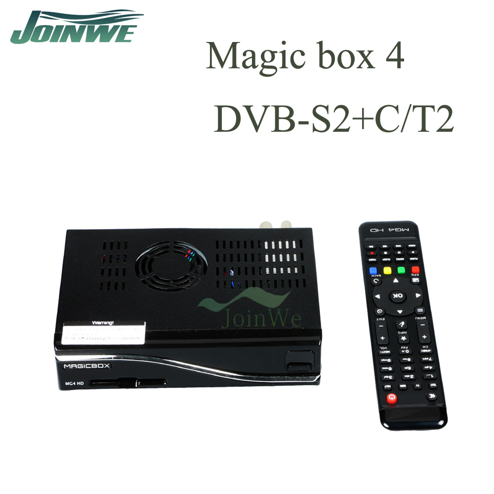 Joinwe New Magicbox With Stock Internet Tv Decoder 6000 Hd Receiver Magic Box Mg4