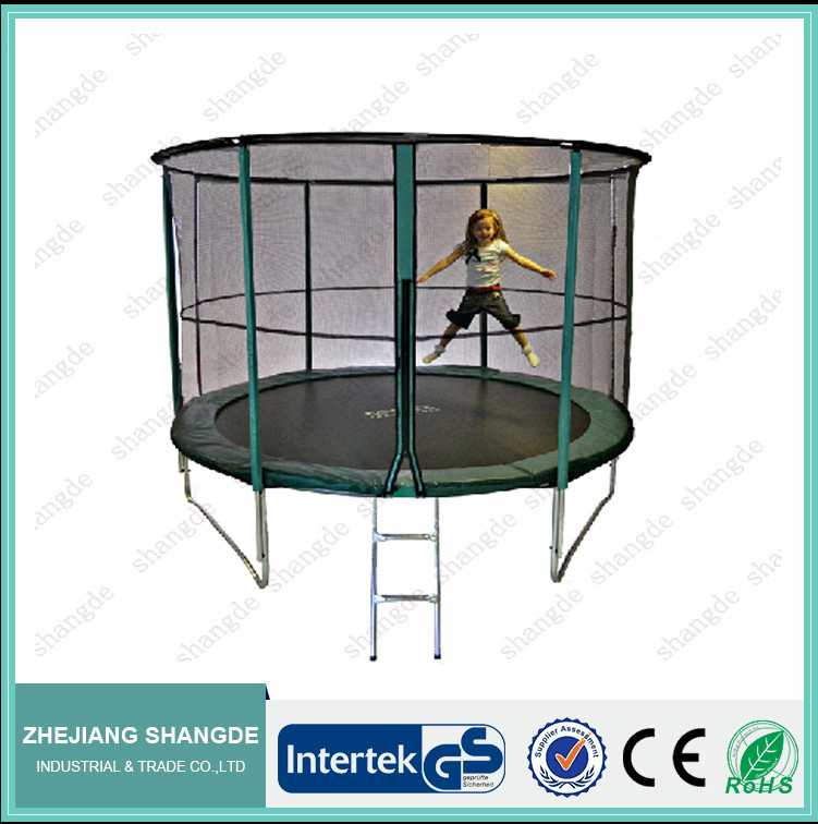 playland trampoline with TUV-GS certificate