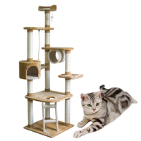 wholesale high quality large modern malaysia cat trees