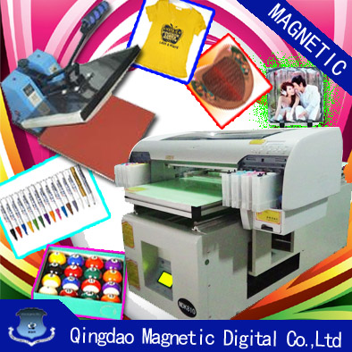 print on acrylic,PP,PE,etc direct acrylic printer