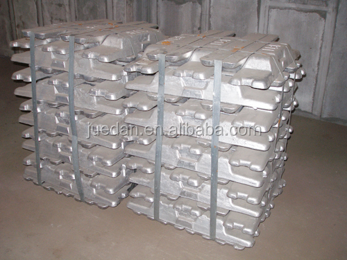 zinc ingot 99.995% for sales