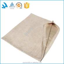 Over ten years manufacturer of large flannel drawstring gift bag for clothes packaging
