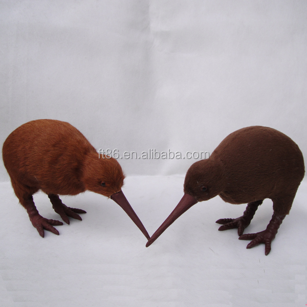 2016 New products peluche kiwi birds for sale ornaments