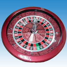 32 Inch High Qualified Imported Russian Roulette Wheel
