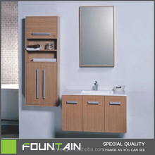 High Quality Storage Vanity Cabinet Hot Sale Bathroom Melamine Vanity Unit