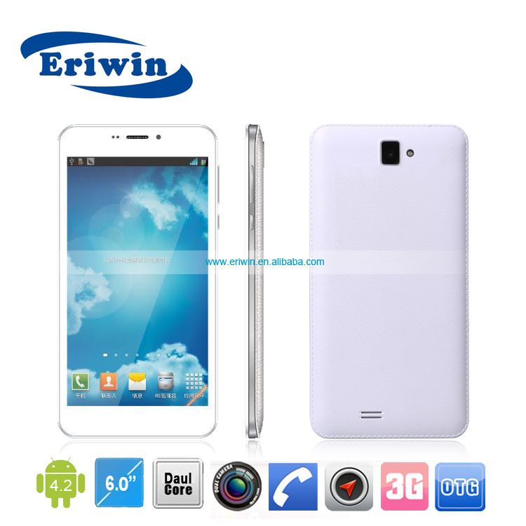 Wind tablet 3G capatitive touch panel 6 inch android