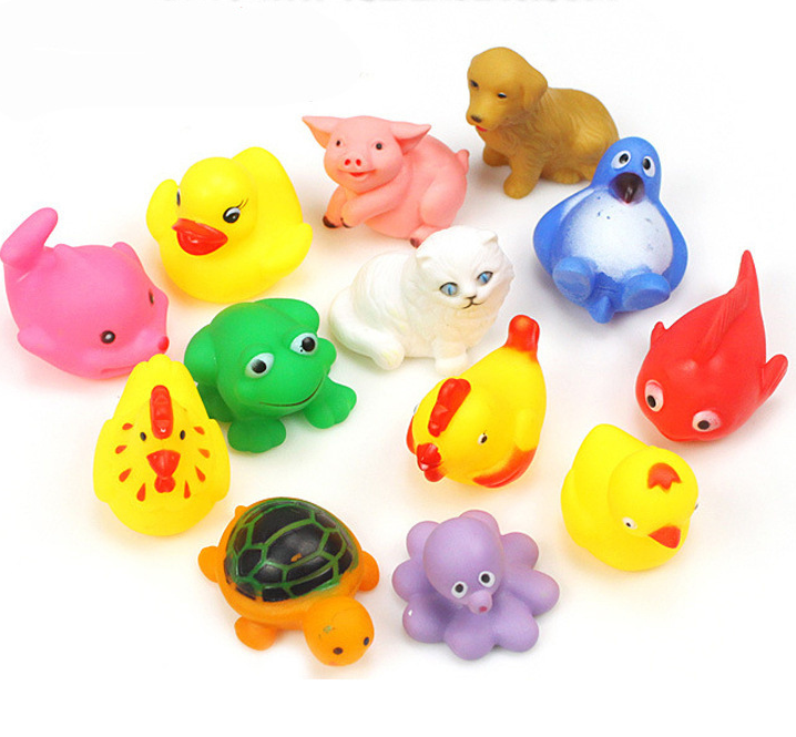 Wholesale pet accessories soft plastic bone pet dog toy, dog chewing toy