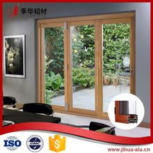 aluminum sliding windows sections