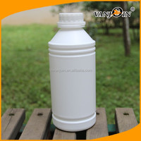 1000ml Hdpe Bottle For Pills,Big Size Plastic Medicine Container With Pull-ring Cap,Snap Cap Plastic Bottle For Powder