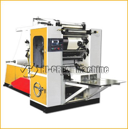 HC-L China manufactory automatic face tissue paper printing machine price