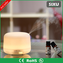 wireless remote controlled LED Light Aroma Humidifier diffuser