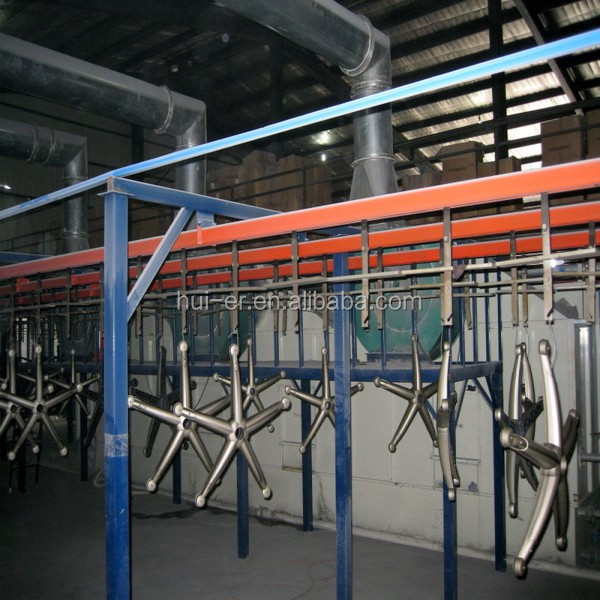 2016 new products powder coating booth/used paint equipment/spray paint drying oven
