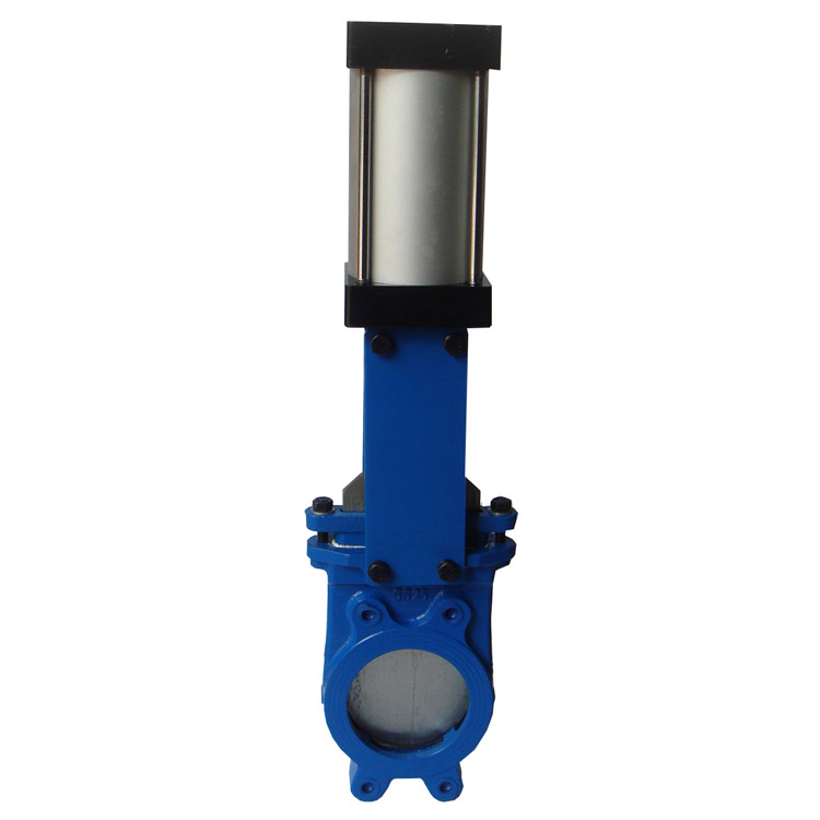 flanged pn16 control carton steel stem gate valve dn100