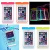 Waterproof Underwater arm band Luminous Float Pouch Bag Gift Case For iPhone 6 6S Plus