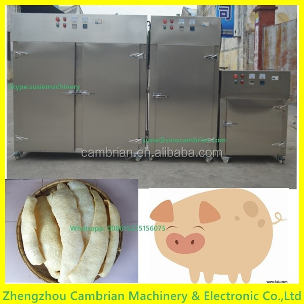 High efficienty stainless steel food dryer for pig meat for sale