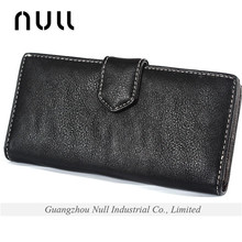 Classical style compective price genuine leather wallet