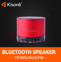 Outdoor Round Bluetooth S10 Speaker with MIC Handsfree function