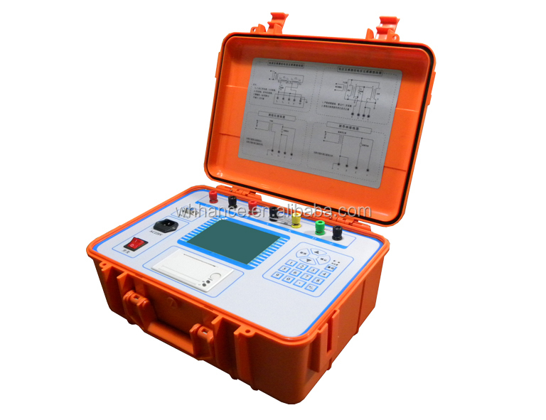 HGQB-C Transformer calibrator,large LCD screen,connect to computer,CT/PT,supplier
