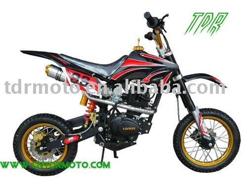 New 125cc dirt bike/Motorcycle