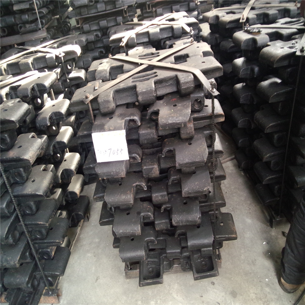 Kobelco PH7055 track shoe of crawler crane parts hot sell