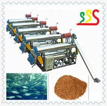 Mini Fishmeal Processing line with CE Certificate SSS-YF-300