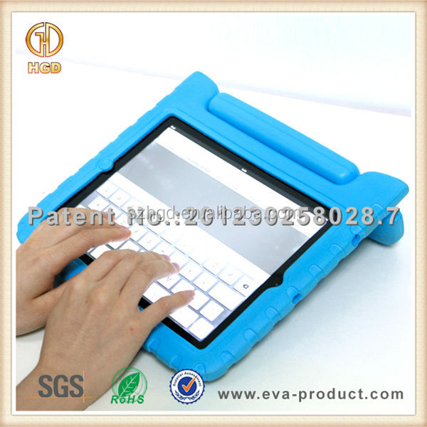 Best Quality Kids Proof silicone case for iPad 2/3/4,Durable soft silicone case for iPad