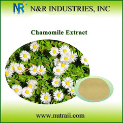 98% Chamomile Extract for skin health apigenin extract powder