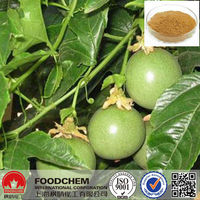 China Wholesale Passion Flower Extract Powder